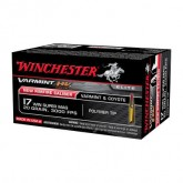 Winchester .17 Win Super Mag 20gr 50pack