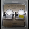 Leupold QRW 1inch Low Rings