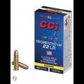CCI 22LR QUIK SHOK SEGMENTED HP 32GR 50 PK 1640FPS