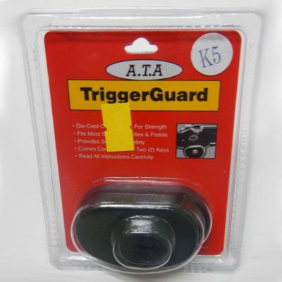 ATA Key lock trigger guard