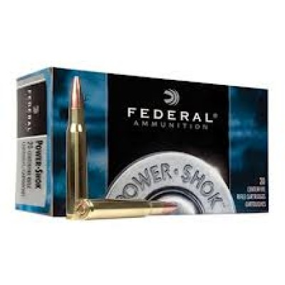 Federal .25-06 Power-Shok 117gr 20pk