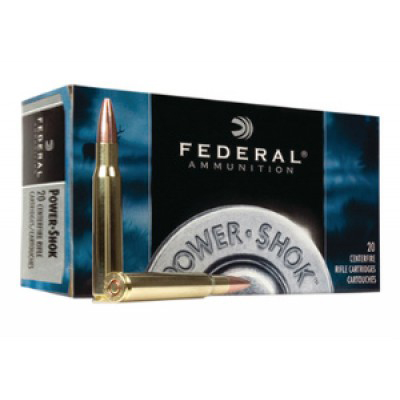 Federal .270 Power-Shok 130gr 20pk
