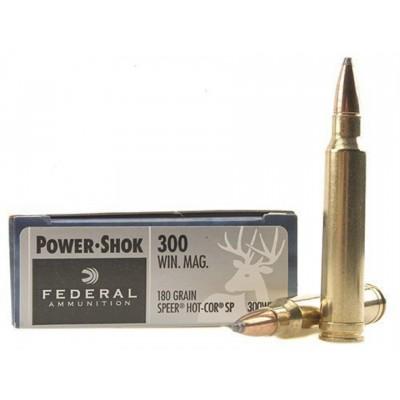 Federal .300 Win Mag Power-Shok 180gr 20pk