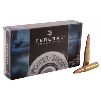 Federal .308 Power-Shok 150gr 20pk