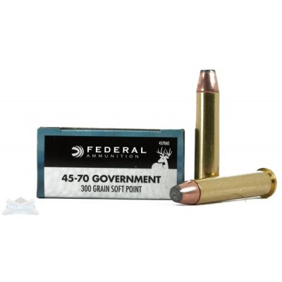 Federal .45-70 Power-Shok 300gr 20pk