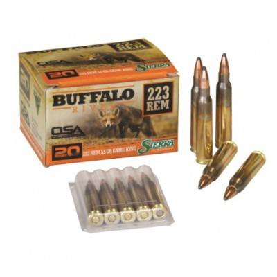 Buffalo River OSA .223 Gameking