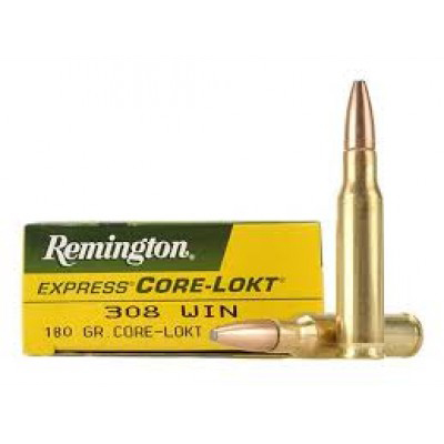 Remington .308 Core-Lokt 180gr 20pk
