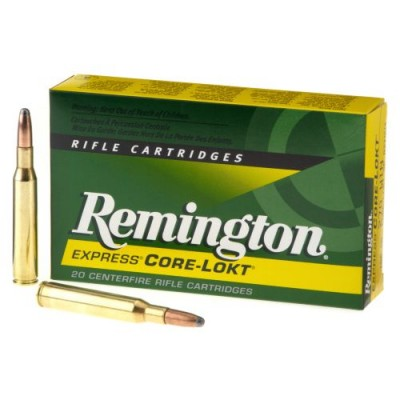 Remington .270 Core-Lokt 150gr 20pk