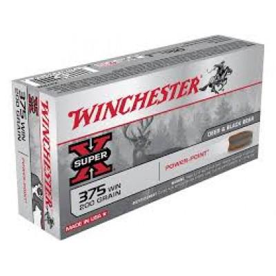 Winchester .375 Super X 200gr 20pk