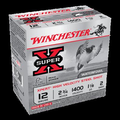 """WINCHESTER XPERT 12G 2 2-3/4"""" 32GM"""