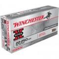 Winchester .22-250 Super X 55gr 20pk