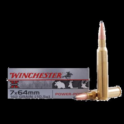 WINCHESTER SUPER X 7X64 162GR PP