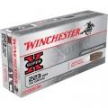 Winchester .223 Super X 55gr 20pk