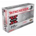 Winchester .243 Super X 80gr 20pk