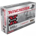 Winchester .243 Super X 100gr 20pk