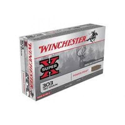 Winchester .303 Super X 180gr 20Pk