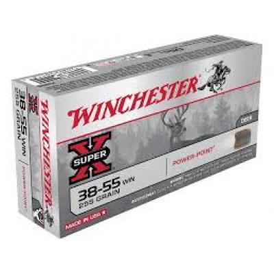 Winchester .38-55 Super X 255gr 20pk