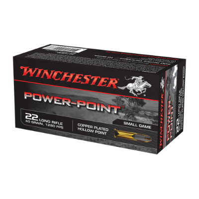WINCHESTER POWER POINT 22LR