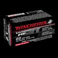 WINCHESTER SUPREME 22WMR 34GR JHP