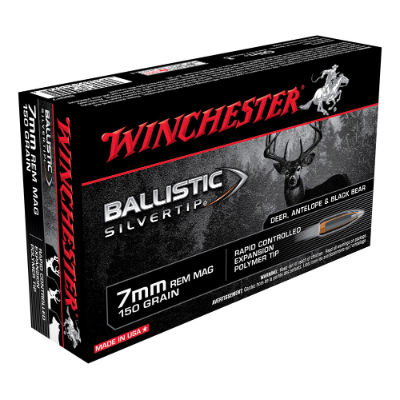 WINCHESTER SUPREME 7MMRM 150GR BST