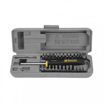 WHEELER SCREWDRIVER SET SPACESAVER 26 PCE