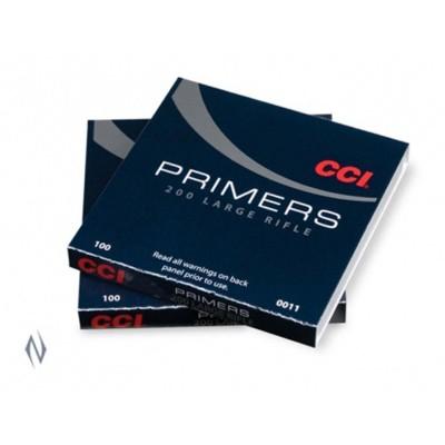 CCI PRIMER 200 LARGE RIFLE (1000)