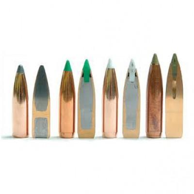 Nosler Projectiles Full Range