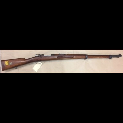 Carl Gustafs M96 Long Rifle Dated 1911 6.5X55SWE TAG BT004 NFID F00016239