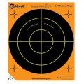 "CALDWELL ORANGE PEEL BULLSEYE 5.5"" 5 PACK"
