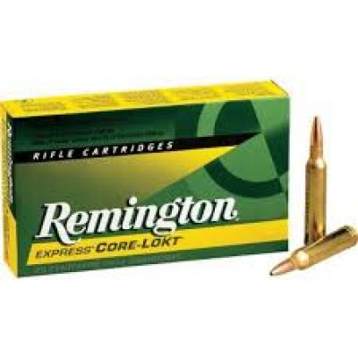 Remington .30-06 Core-Lokt 220gr 20pk