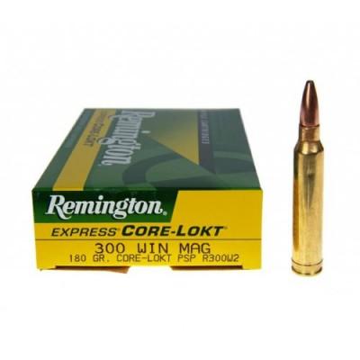 Remington .300 Win Mag Core-Lokt 180gr 20pk