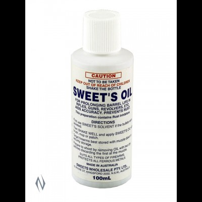 SWEETS OIL 100 ML